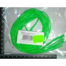 Кембрик д. 1,5×2,5 флюоресц. зеленый