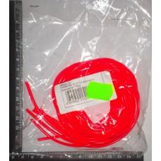 Кембрик д. 1,5×2,5 флюоресц. красный