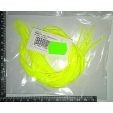 Кембрик д. 0,8×1,5 флюоресц. желтый   упак.=10м