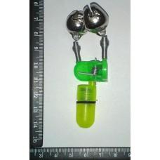 Бубенчик со светлячоком (с батарейкой)