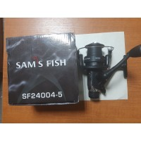Катушка c байтраннером 3bb 6000 графит. шпуля SF24004-6