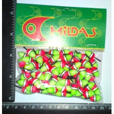 "Поплавок зимний ""Mildas""  №3 1п=100шт"
